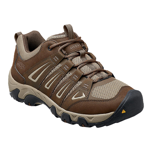 c0bedbe34fd2 Keen Men s Oakridge Hiking Boots - Cascade Brindle