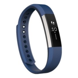 Fitbit Alta Fitness Tracker - Blue Large