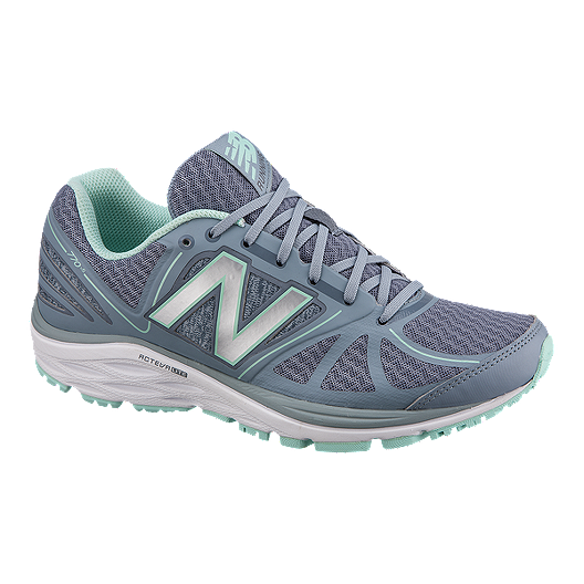 c2f44c940ee New Balance Women s 770v5 Running Shoes - Grey Mint Green