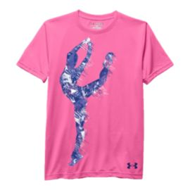 Under Armour Dance Girl Girls' Short Sleeve Tee