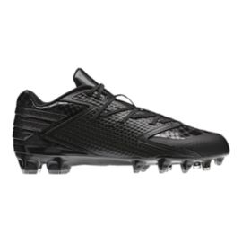 adidas Men's Freak X Carbon Low Football Cleats - Black