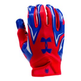 Under Armour F4 Spiderman Football Gloves