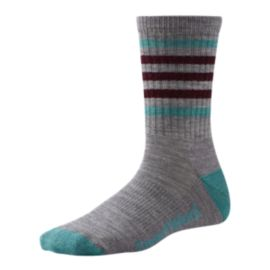Smartwool Striped Hiking Light Women's Crew Socks