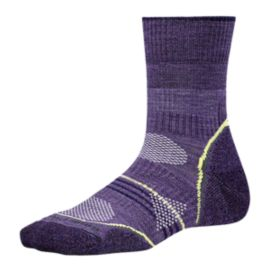 Smartwool PhD Outdoor Light Wome's Mid Crew Socks