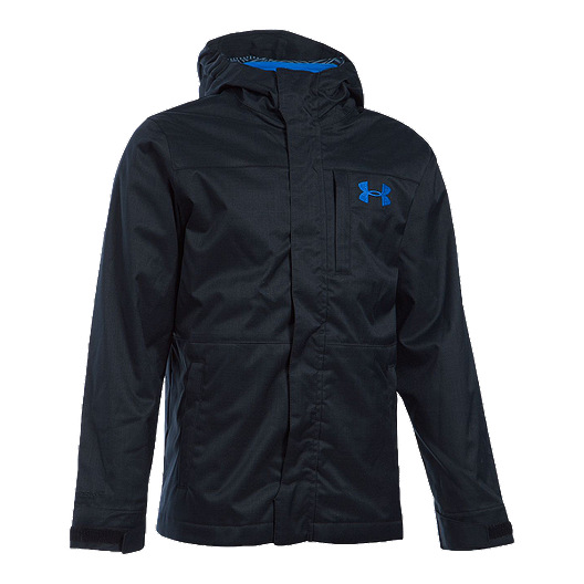 800225ee Under Armour Boys' ColdGear® Infrared Wildwood 3 In 1 Jacket   Sport ...