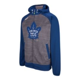 Toronto Maple Leafs TNT Full-Zip Hoodie
