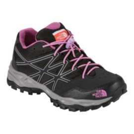 The North Face HedgeHog Hiker Mid Waterproof Girls' Hiking Shoes