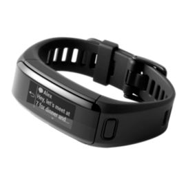 Garmin vívosmart HR Activity Tracker - Black Regular