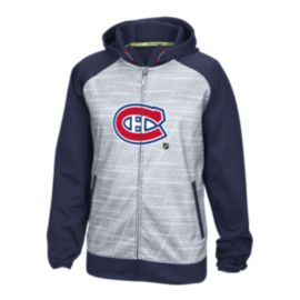 Montreal Canadiens TNT Full-Zip Hoodie