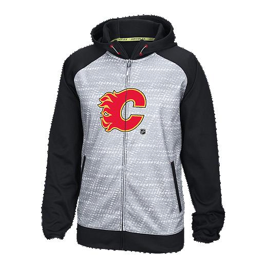 reputable site baab0 0afcf Calgary Flames TNT Full-Zip Hoodie