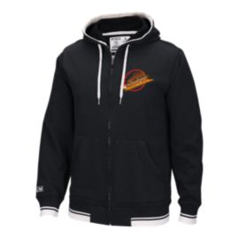 Vancouver Canucks CCM Fashion Fleece Full-Zip Hoodie