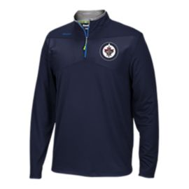 Winnipeg Jets centre Ice 1/4 Zip Jacket