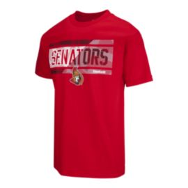 Ottawa Senators Freeze Stripe T Shirt