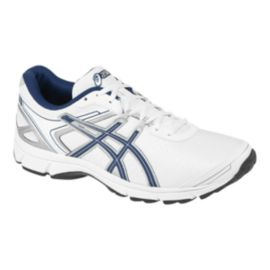 ASICS Men's Gel QuickWalk 2 SL Walking Shoes - White/Navy