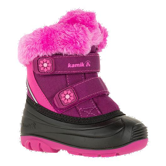 8fde76572dfd Kamik Toddler Girls  Winter Boots