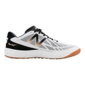 New Balance Men's 80v3 D Training Shoes - White/Black