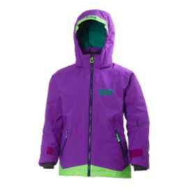 Helly Hansen Girls' Louise Insulated Winter Jacket