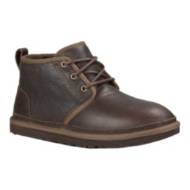 UGG Men's Neumel Leather Winter Boots - China Tea