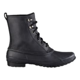 UGG Men's Yucca Winter Boots - Black