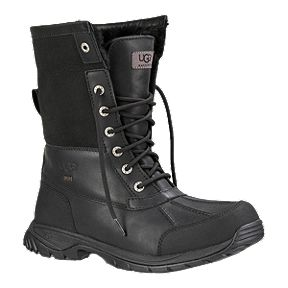 UGG Men's Butte Winter Boots - Black