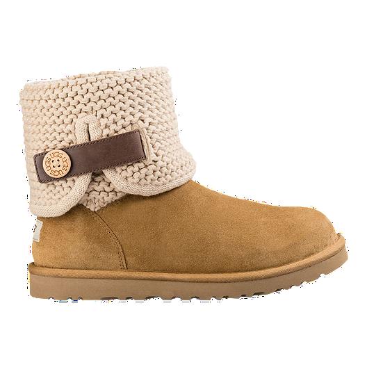 d542210cdd7 Ugg Women's Shaina Winter Boots - Chestnut | Sport Chek