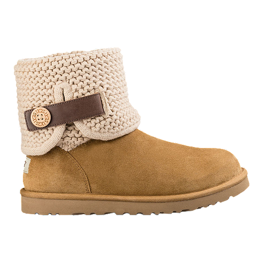 6cbdf884617 Ugg Women's Shaina Winter Boots - Chestnut | Sport Chek