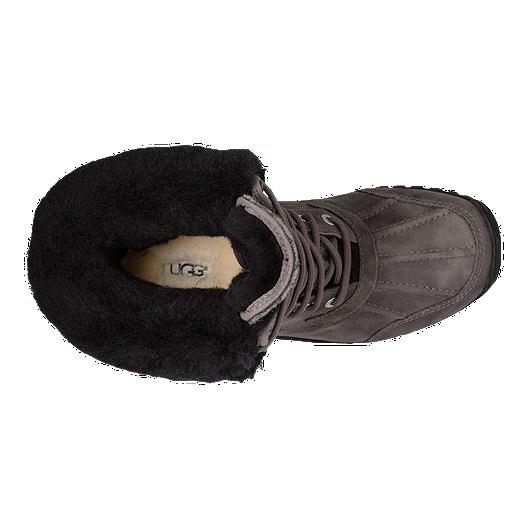 f23232e94f5 UGG Women's Adirondack Boot II Winter Boots - Charcoal | Sport Chek