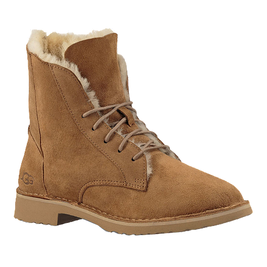 c96bbf1bb32 Ugg Women's Quincy Winter Boots - Chestnut