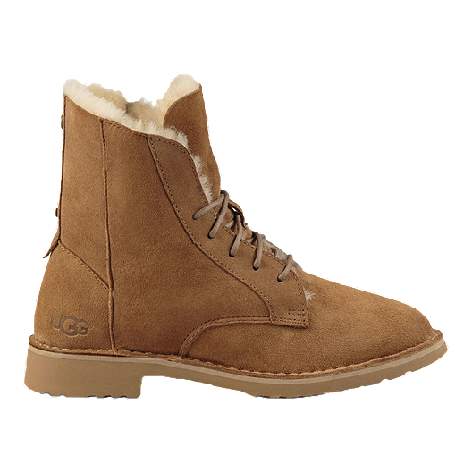53bb0a6d06d Ugg Women's Quincy Winter Boots - Chestnut