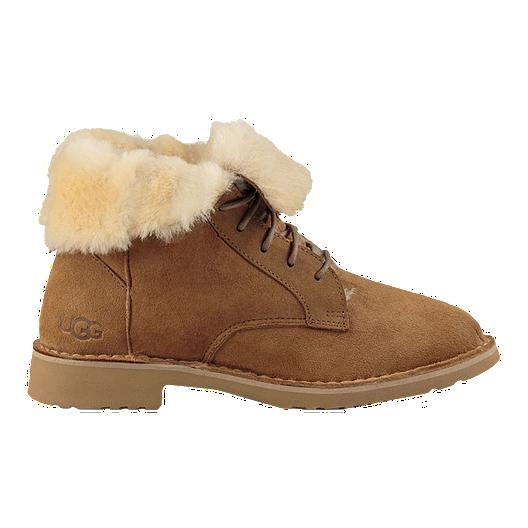 fca0961ca8d Ugg Women's Quincy Winter Boots - Chestnut