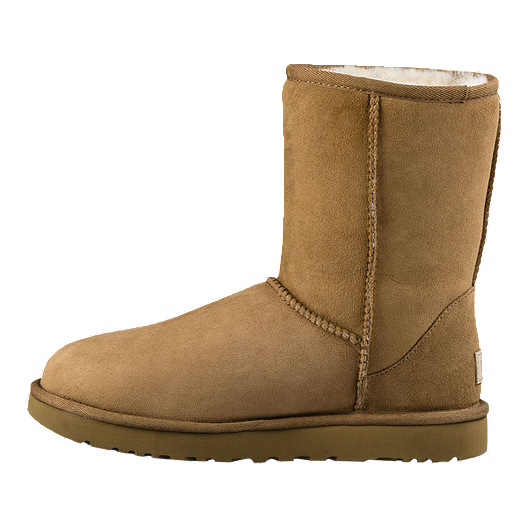 4efb77d2ef72f Ugg Women s Classic II Short Winter Boots - Chestnut. (2). View Description