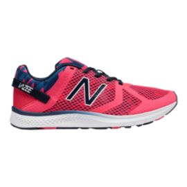 New Balance Women's 77 Vazee Transform B Training Shoes - Pink/Blue