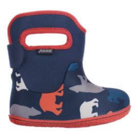Bogs Baby Classic Waterproof Kids' Toddler Winter Boots