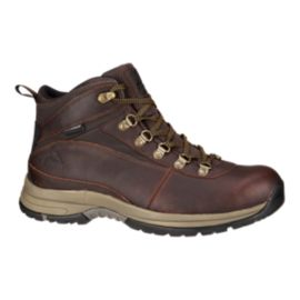 McKINLEY Men's Galiano II Waterproof Hiking Boots - Brown