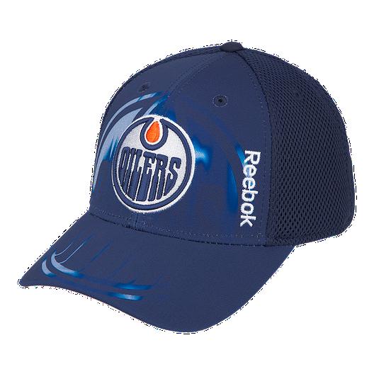 19042ce67e0 Edmonton Oilers 2Nd Season Structured Adjustable Cap