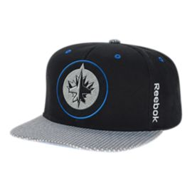 Winnipeg Jets T&T Two Tone Snapback Cap