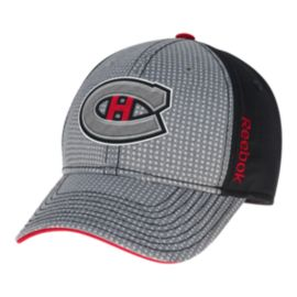 Montreal Canadiens T&T Two Tone Structured Flex Cap