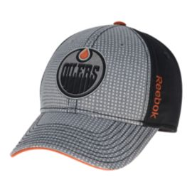 Edmonton Oilers T&T Two Tone Structured Flex Cap