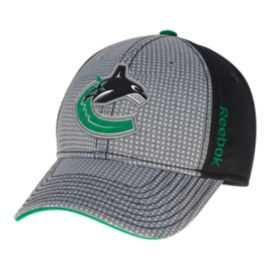Vancouver Canucks T&T Two Tone Structured Flex Cap