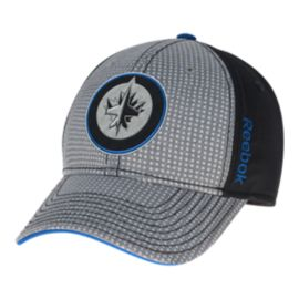Winnipeg Jets T&T Two Tone Structured Flex Cap