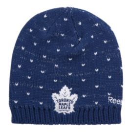 Toronto Maple Leafs Speckled Women's Beanie