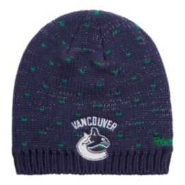 Vancouver Canucks Speckled Women's Beanie