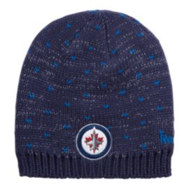 Winnipeg Jets Speckled Women's Beanie