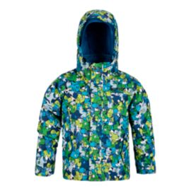 Burton Toddler Boys' Minishred Amped Insulated Jacket