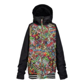 Burton Toddler Boys' Marvel Game Day Insulated Jacket