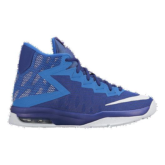 e9301889694b Nike Air Devosion Kids  Grade-School Basketball Shoes