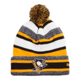 Pittsburgh Penguins CCM Fleece Pom Knit Beanie