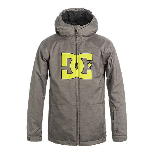 31f810e75 DC Boys  Story Insulated Winter Jacket