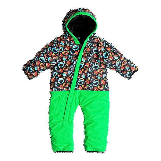 eb3f9867438e Quiksilver Baby Boys  Rookie Snowsuit