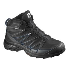 Salomon Men's XChase Mid CS Waterproof Hiking Boots - Black